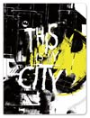 Batman This Is My City Hard Cover Journal