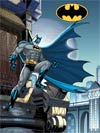 Batman Rooftop Hard Cover Journal
