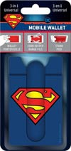 Superman Logo Mobile Wallet