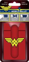 Wonder Woman Logo Mobile Wallet