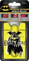 Batman Collage Mobile Wallet