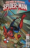 Peter Parker Spectacular Spider-Man #3 Cover B Incentive Mark Bagley Variant Cover