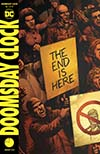 Doomsday Clock #1 Cover A 1st Ptg Regular Gary Frank Cover