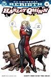 Harley Quinn Vol 3 #32 Cover B Variant Frank Cho Cover