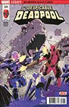 Despicable Deadpool #289 Cover A Regular David Lopez Cover (Marvel Legacy Tie-In)