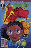 Moon Girl And Devil Dinosaur #25 Cover A 1st Ptg Regular Natacha Bustos Cover (Marvel Legacy Tie-In)