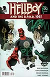 Hellboy And The BPRD 1955 Occult Intelligence #3
