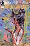 American Gods Shadows #9 Cover B Variant David Mack Cover