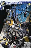 Actionverse Vol 2 #3 Stray Cover C Variant Javier Sanchez Aranda & Wilson Ramos Cover