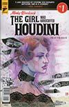 Hard Case Crime Minky Woodcock Girl Who Handcuffed Houdini #1 Cover A Regular David Mack Cover