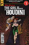 Hard Case Crime Minky Woodcock Girl Who Handcuffed Houdini #1 Cover C Variant Cynthia Von Buhler Cover