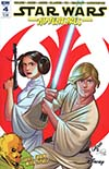 Star Wars Adventures #4 Cover B Variant Nathan Greno Cover