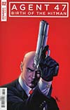Agent 47 Birth Of The Hitman #2 Cover A Regular Jonathan Lau Cover