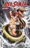 Red Sonja Vol 7 #11 Cover B Variant Jan Duursema Cover