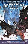 Batman Detective Comics (Rebirth) Vol 4 Deus Ex Machina TP