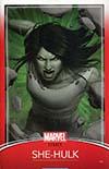 She-Hulk Vol 3 #159 Cover C Variant John Tyler Christopher Trading Card Cover (Marvel Legacy Tie-In)