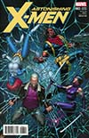 Astonishing X-Men Vol 4 #3 Cover E Incentive Dale Keown Variant Cover