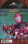 X-Men Gold #11 Cover C Incentive Mike Del Mundo Marvel Rock-N-Roll Variant Cover