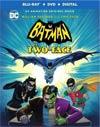 Batman vs Two-Face Blu-ray Combo DVD
