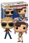 POP Games Marvel vs Capcom Infinite Captain Marvel vs Chun-Li 2-Pack Vinyl Figure