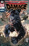 Damage Vol 2 #1 Cover A 1st Ptg Vertical Foldout Cover