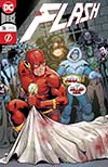 Flash Vol 5 #36 Cover A Regular Barry Kitson Cover