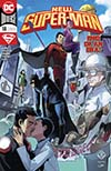 New Super-Man #18 Cover A Regular Billy Tan Cover