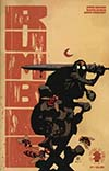 Rumble Vol 2 #1 Cover B Variant Mike Mignola & Dave Stewart Cover