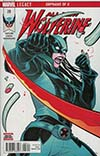 All-New Wolverine #28 Cover A Regular Elizabeth Torque Cover (Marvel Legacy Tie-In)