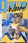 Quantum & Woody Vol 4 #1 Cover A 1st Ptg Regular Julian Totino Tedesco Cover
