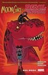 Moon Girl And Devil Dinosaur Vol 4 Girl-Moon TP