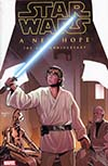 Star Wars Episode IV A New Hope 40th Anniversary HC