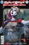Harley Quinn 25th Anniversary Special #1 Cover D DF Signed By Jim Lee