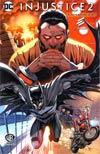 Eleague Injustice 2 #1 Promo Comic