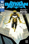 Batman And The Signal #1 Cover B Variant Declan Shalvey Cover (Dark Nights Metal Tie-In)