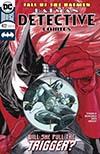 Detective Comics Vol 2 #972 Cover A Regular Guillem March Cover