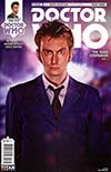 Doctor Who 10th Doctor Year Three #13 Cover B Variant Photo Cover