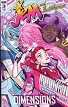 Jem And The Holograms Dimensions #3 Cover A Regular Rachael Stott Cover
