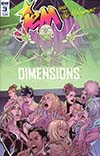 Jem And The Holograms Dimensions #3 Cover B Variant Nicole Goux Cover