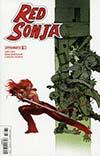 Red Sonja Vol 7 #13 Cover C Variant Moritat Cover
