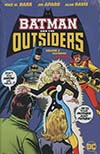 Batman And The Outsiders Vol 2 HC