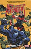 Uncanny Avengers Unity Vol 5 Stars And Garters TP