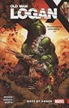 Wolverine Old Man Logan Vol 6 Days Of Anger TP Book Market Color Edition