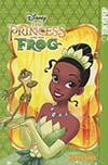 Disney Manga Princess And The Frog GN