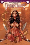 Dejah Thoris Vol 2 #0 Cover A Regular Jay Anacleto Cover