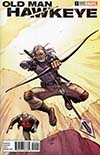 Old Man Hawkeye #1 Cover B Variant Ron Lim Cover (Marvel Legacy Tie-In)