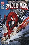 Peter Parker Spectacular Spider-Man #297 Cover D Incentive James Harren Variant Cover (Marvel Legacy Tie-In)