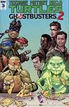 Teenage Mutant Ninja Turtles Ghostbusters II #3 Cover C Incentive Chris Johnson Variant Cover