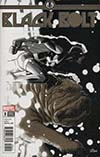 Black Bolt #8 Cover D Incentive Nick Derington Variant Cover