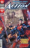 Action Comics Vol 2 #997 Cover A Regular Brett Booth & Norm Rapmund Cover